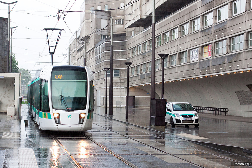 Tramway vs Voiture
