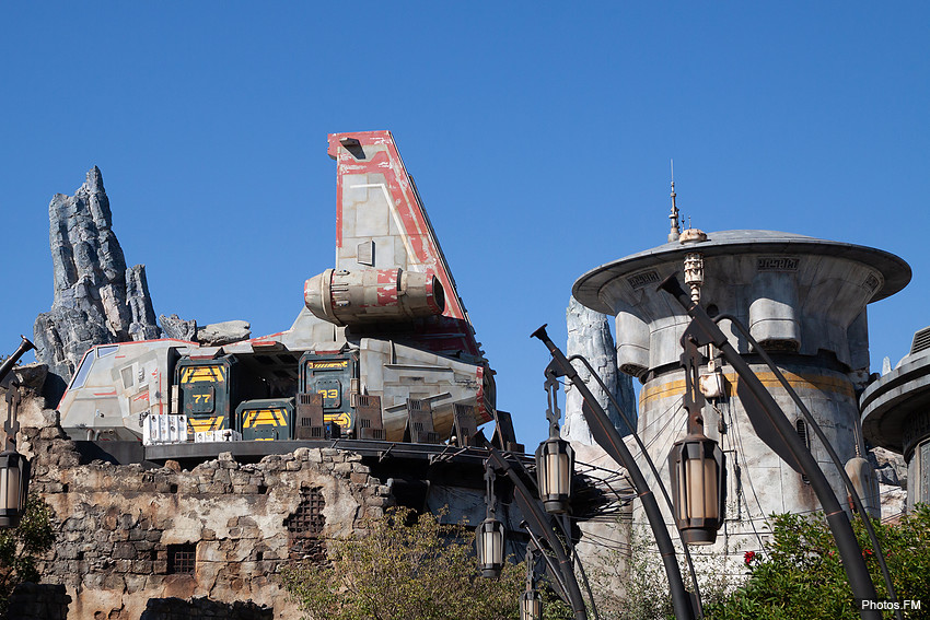 Sienar-Chall Utilipede Transport, Star Wars : Galaxy's Edge